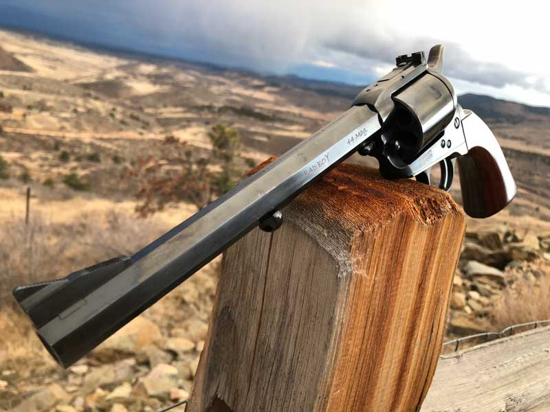 "The Cimarron ""Bad Boy"" .44 Magnum"