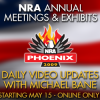 DRTV presence and coverage at the NRA Show