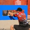 Garretson Outguns Norris For USPSA Area 4 Production Title