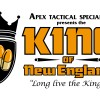 Apex King of New England Stages Announced for 2016 New England Regional