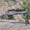 Reviewing the Ruger Gunsite Scout 5.56