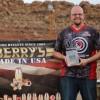 Apex's Scott Folk Takes Revolver Title At Berry's Steel Open