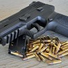 Sig P250-22 and 9mm X-Change Kit