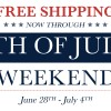 Get Free Shipping This Independence Day Weekend At ApexTactical.com