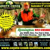 Win A Complete Swab-its Firearm Cleaning Set at Coyote Creek Outfitters Customer Appreciation Event
