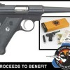 Ruger Donates 1982 Standard Model Pistol  to benefit Scholastic Action Shooting Program