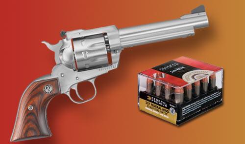 Ruger revolvers in 327 federal magnum video down range tv
