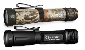 Browning Introduces New Tactical Hunter Flashlights Down
