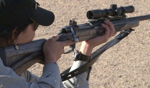 The Rebirth of Colonel Cooper's Scout Rifle (video)Down