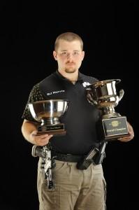B.J. Norris wons 2011 Steel Challenge