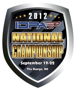 IDPA Nationals logo