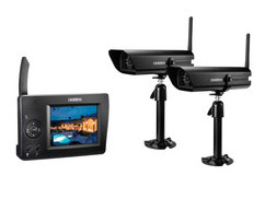 Uniden's Wireless Video Surveillance System