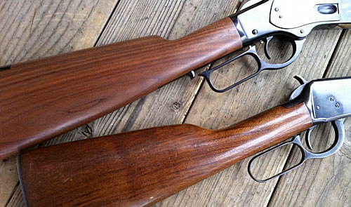 The New Model 1873 Short Rifle from Winchester Repeating