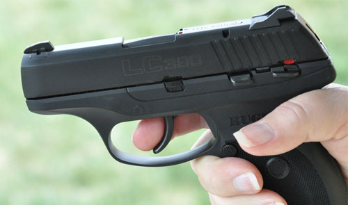 Reviewing the Ruger LC380