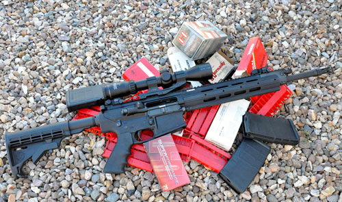 Reviewing The Ruger SR-762