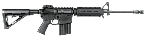 Amounting to a GII AP4 upgrade, the GII MOE comes with Magpul accessories for only $100 more.