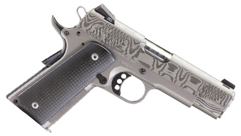 Christensen Arms® Now Produce Frames and Slides for their 1911