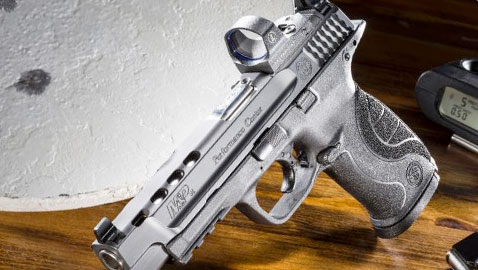 Performance center by smith wesson introduces new m p for M p ported core 9mm