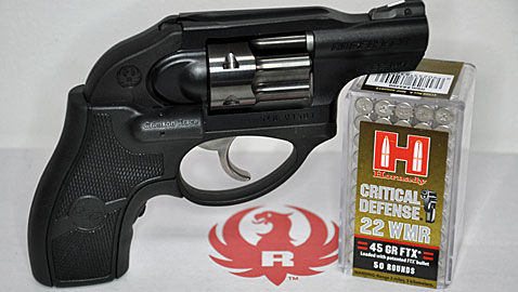 Ruger LCR .22 Magnum - A Pleasure To Shoot