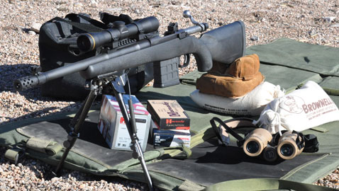 The New Ruger Gunsite Scout Rifle Composite Models | Down