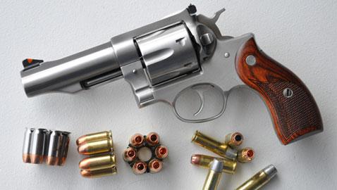 Ruger Redhawk  45 Colt &  45 ACP | Down Range TV