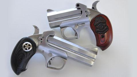bond arms derringers down range tv