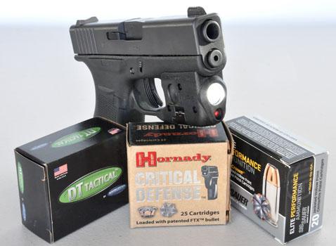 Glock43Hornady