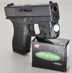 Glock43Streamlight