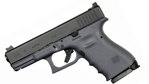G19RTF2 GRAY VICKERS 9MM 15+1