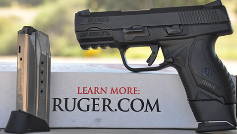 Ruger 45 Compact
