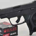 The Ruger LCP II has arrived