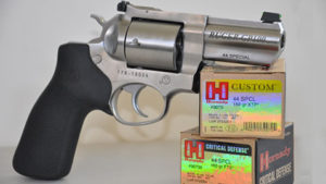 New Ruger GP100 in .44 Special
