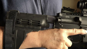 Video Podcast: ATF's Latest Letter On Users Shouldering Brace Equipped Pistols