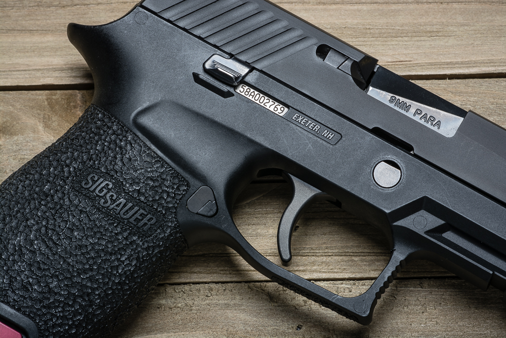 Apex Now Shipping New Curved Advanced Trigger for Sig Sauer