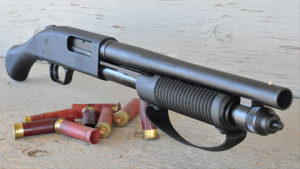The Mossberg Shockwave