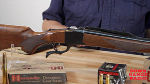 Down Range Radio #527: The Stalking Rifle and Ruger No.1