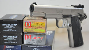 Reviewing The Ruger SR 1911 10mm