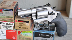 Review: Smith & Wesson's Short Barreled L Frame .44 Magnum