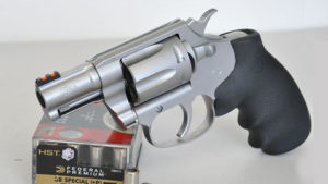 Review: The Colt Cobra Revolver