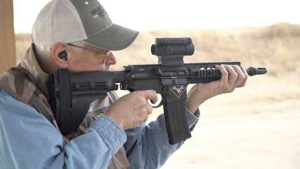 Video Podcast: The Evolution of Michael Bane's ARs