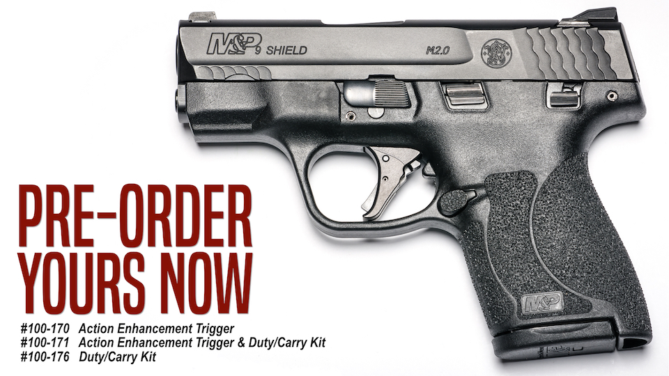 Pre Order New Apex Trigger Kits For The M Amp P Shield 2 0