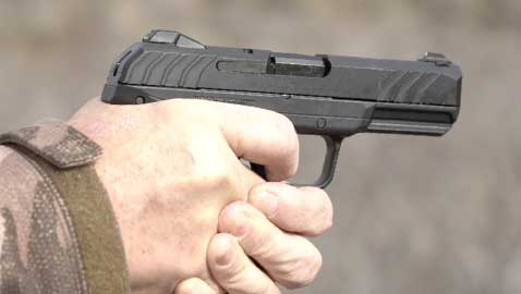Down Range Radio #557: Reviewing the Ruger Security-9   Down