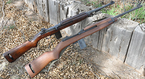review auto ordnance m1 carbine down range tv