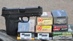 Review: S&W Shield EZ .380
