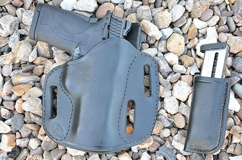 Review: S&W Shield EZ  380   Down Range TV